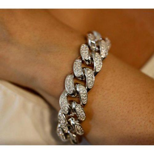 19mm iced cuban bracelet in white gold harlex gold 2 600x