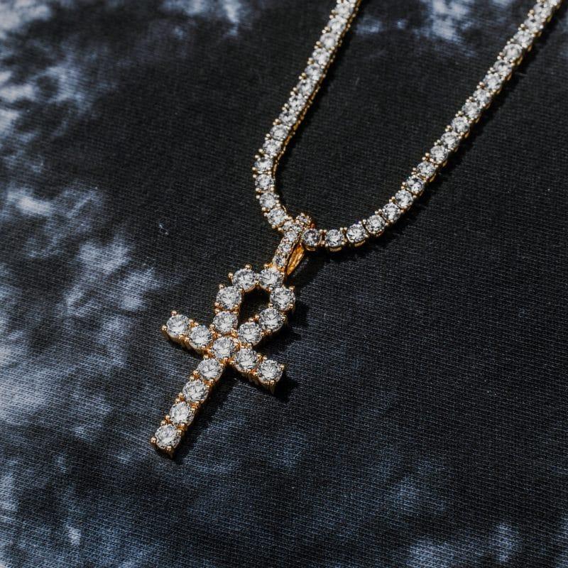 Ankh Cross Pendant 2