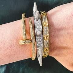 Iced Band Bracelet 2