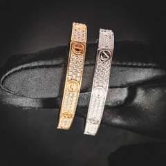Iced Band Bracelet 3