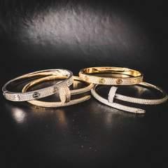 Iced Band Bracelet 4