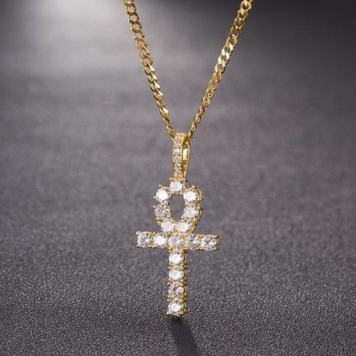 Ankh Cross Pendant 10