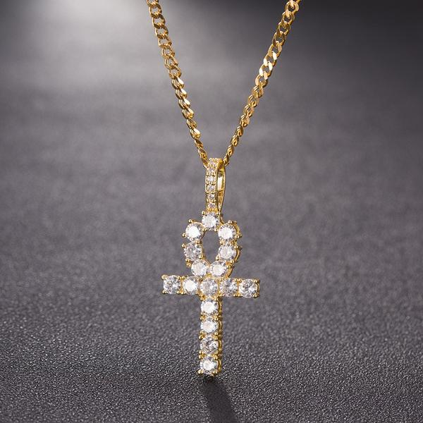 Ankh Cross Pendant 5
