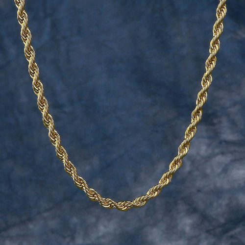 Rope Chain (3mm)-Harlex-Harlex