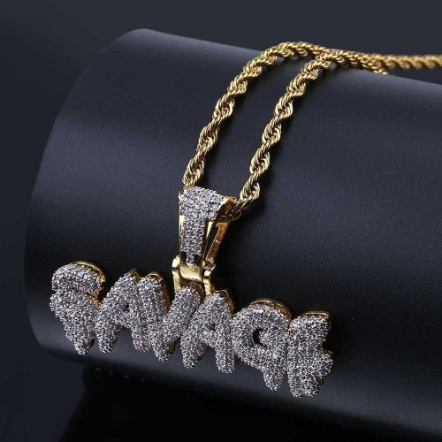 Savage Dripping Ice Pendant-Harlex-Harlex